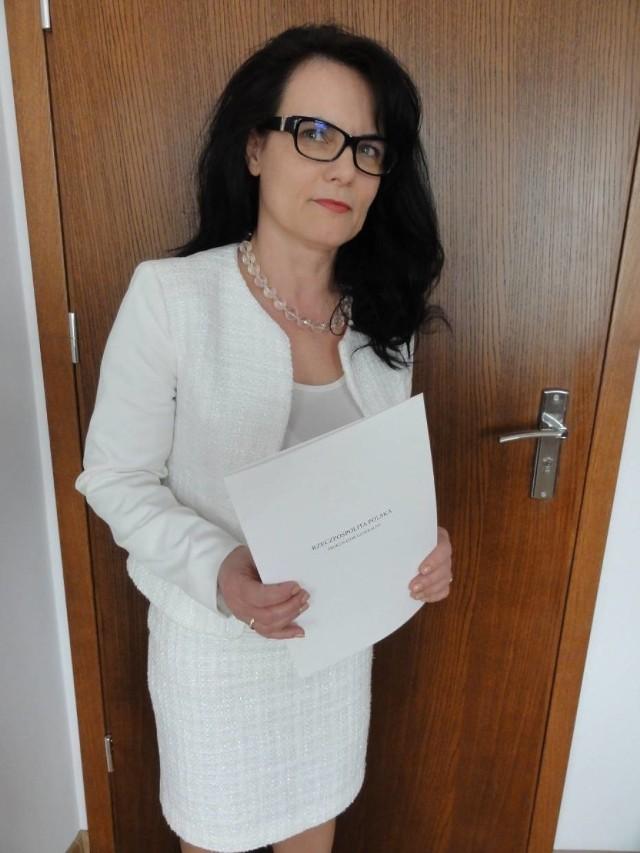 Prokurator Teresa Rutkowska-Szmydyńska