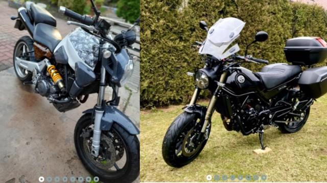 Motory i skutery na sprzedaż w Chrzanowie