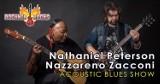 Bochnia. W sobotę koncert duetu akustycznego Nathaniel Peterson & Nazzareno Zacconi