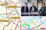 Kraków. Trasom Pychowickiej i Zwierzynieckiej przeszkodzić może kanał żeglugowy przez centrum miasta