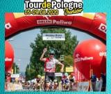 KTK Kalisz. Wiktor Gałdyn zajął drugie miejsce w Junior Tour de Pologne. ZDJĘCIA