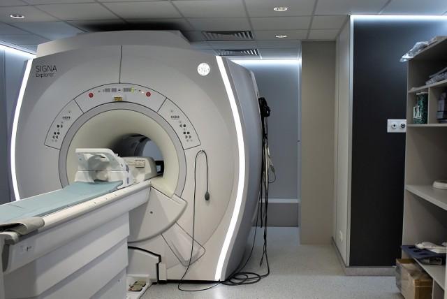 W Wojewódzkim Szpitalu w Przemyślu można wykonać badania rezonansem magnetycznym, w ramach umowy z NFZ.