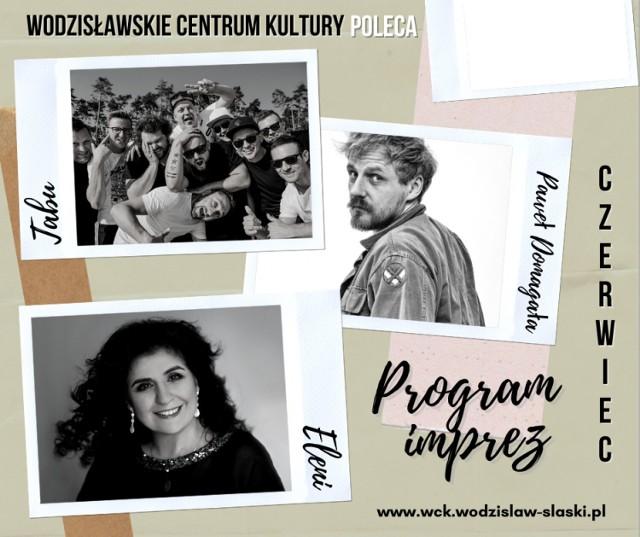W czerwcu będzie się działo w Wodzisławskim Centrum Kultury