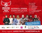 Anielski Mecz Charytatywny Gwiazd w katowickim Spodku. Gwiazdy zagrają dla Domu Aniołów Stróżów