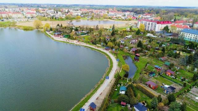 Miasto na zagospodarowanie terenów przy zalewie przeznaczy prawie milion złotych.