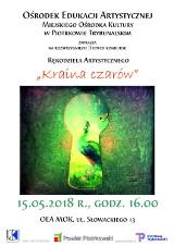 """Uroczyste wręczenie nagród laureatom konkursu """"KRAINA CZARÓW"""" w OEA MOK"""
