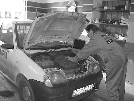 Założenie instalacji gazowej wiąże się między innymi z diagnostyką silnika.