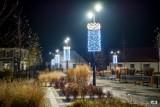 Plac Powstańców Wielkopolskich w świątecznej odsłonie