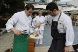 Top Chef na Półwyspie Helskim. Iness Kim, Adrian Feliks, Adam Kowalewski