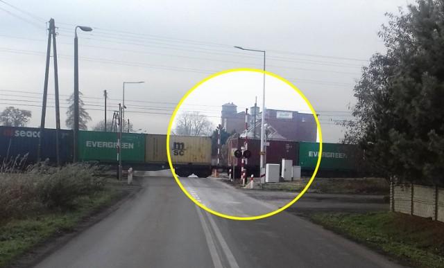 - Na strzeżonym przejeździe kolejowym w Wagańcu szlabany są podniesione, mimo że przejeżdża pociąg - sygnalizuje zaniepokojony internauta. Na miejsce pojechała policja.  Czytaj dalej ➤➤