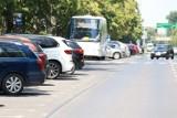 Łódź. Strefa Płatnego Parkowania na al. Unii i ul. Krakowskiej. Wiadomo, ile będzie miejsc parkingowych ZDJĘCIA