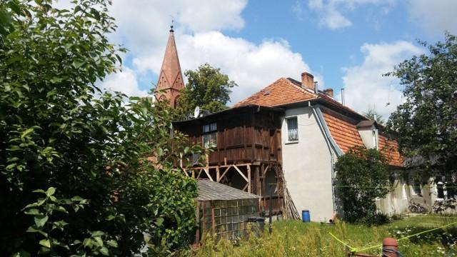 Został przygotowany projekt remontu konserwatorskiego kuczki budynku przy ul. Kapeluszników 2 w Bydgoszczy