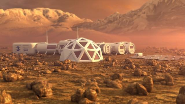 NASA rekrutuje do eksperymentu przed misją na Marsa