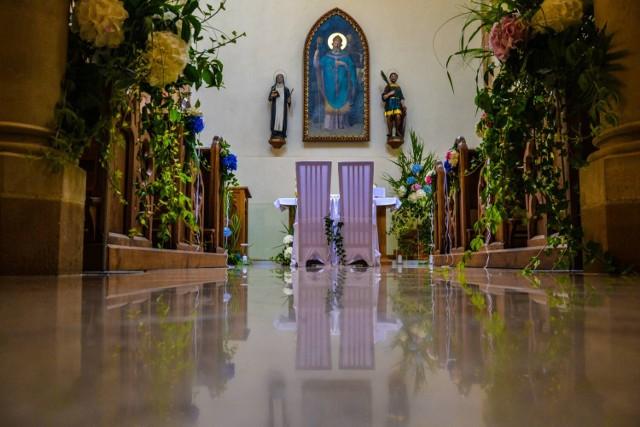 Kaplica zamkowa w Raciborzu jest udostępniona dla nowożeńców.