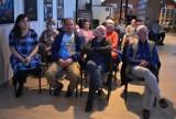 Pleszew. Inauguracja Klubu Podróżnika w Bibliotece Publicznej Miasta i Gminy w Pleszewie. Gościem książnicy był Michał Woroch