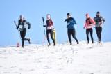 Blisko 500 biegaczy na dwóch trasach Łemkowyny Winter Trail [ZDJĘCIA]
