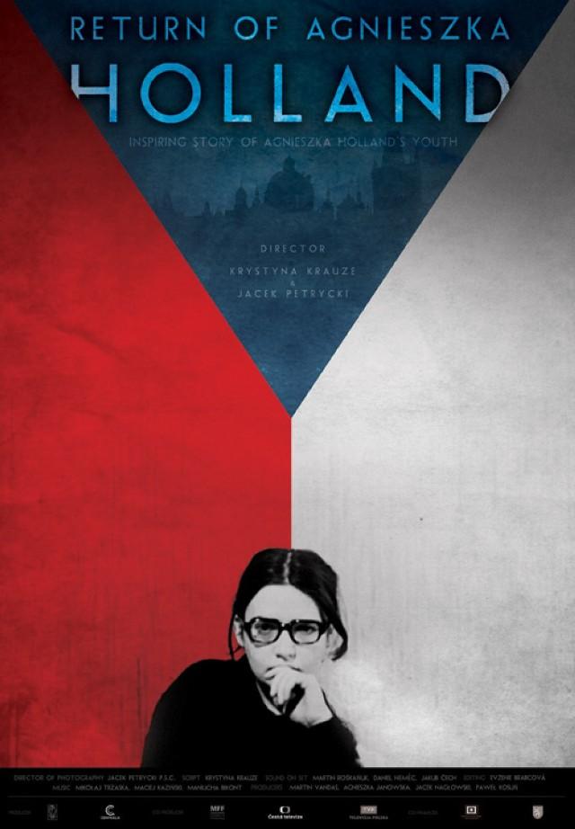 "Plakat filmu ""Powrót Agnieszki H."""