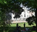 Park pszczyński i Pszczyna w upalne popołudnie. Zobaczcie zdjęcia