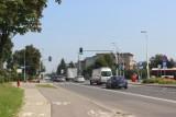 Sygnalizacja świetlna przy dworcu autobusowym w Piekarach Śląskich już działa. To inwestycja w ramach Budżetu Obywatelskiego