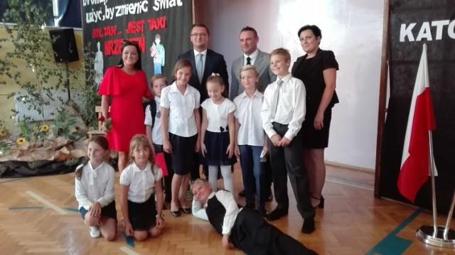 Rozpoczęcie roku szkolnego w Katowicach