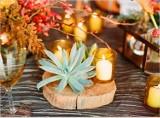 Dekoracje stołu – pomysły na jesień