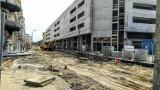 """Trwa budowa centrum przesiadkowego """"Opole Główne"""" oraz przebudowa ulicy 1 Maja. Jak wygląda postęp prac?"""