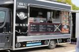 Pierwsze food trucki w tym sezonie w Szczecinie ruszyły.  Zapraszają pod Atrium Molo