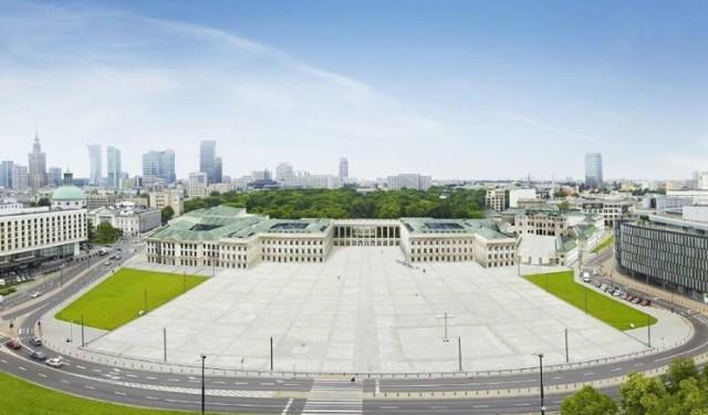 Odbudowa Pałacu Saskiego. Zaniepokojeni architekci napisali list do Andrzeja Dudy
