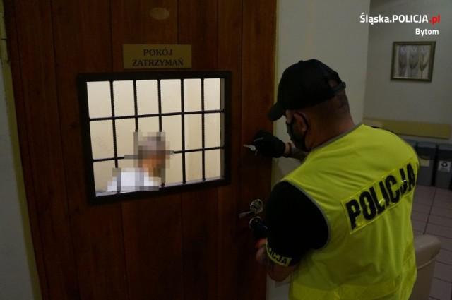 Bytom: mężczyzna podejrzany o usiłowanie zabójstwa został aresztowan