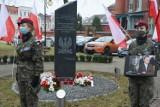 Narodowy Dzień Pamięci Żołnierzy Wyklętych w Kwidzynie. Uroczystości utrzymane były w reżimie sanitarnym