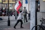 Wałbrzych: Rekonstrukcja historyczna na Rynku z okazji Święta Niepodległości [ZDJĘCIA]