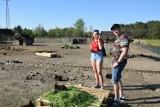 Ciekawe miejsca. Jeziorko Koźlarskie w Chlastawie. Tutaj można wypocząć! - 12.05.21 [Zdjęcia]