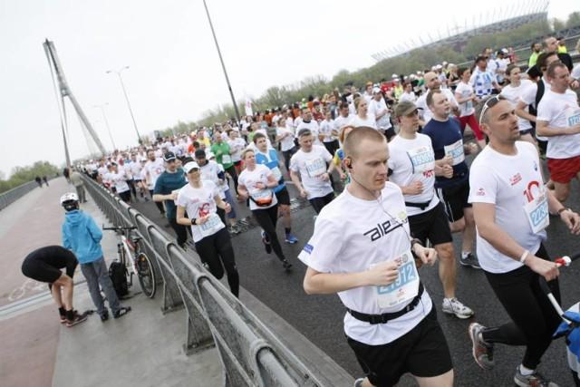 Bieg przez Most. Sami możecie wybrać koszulkę, w której pobiegniecie