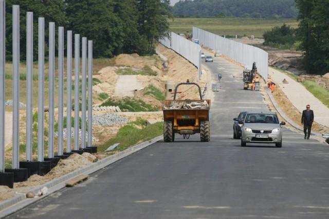 Most w Brzegu Dolnym zostanie oddany w październiku