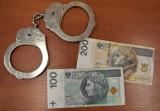 Policja Śrem zatrzymała Andrzeja K. podejrzanego o oszustwa, fałszerstwa i wyłudzenia przy udzielaniu pożyczek