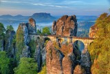 Słyszeliście o Saksonii Szwajcarskiej? To tylko godzina autem od Zgorzelca, a widoki jak nie z tego świata!