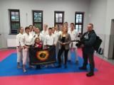 Trening z mistrzynią karate w TVP3