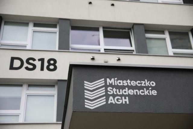 Na terenie całego Miasteczka Studenckiego AGH dostępnych jest ponad 7 tys. miejsc w akademikach