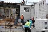 Trwa budowa pierwszego żłobka w gminie Świdnica. Zobacz zdjęcia!
