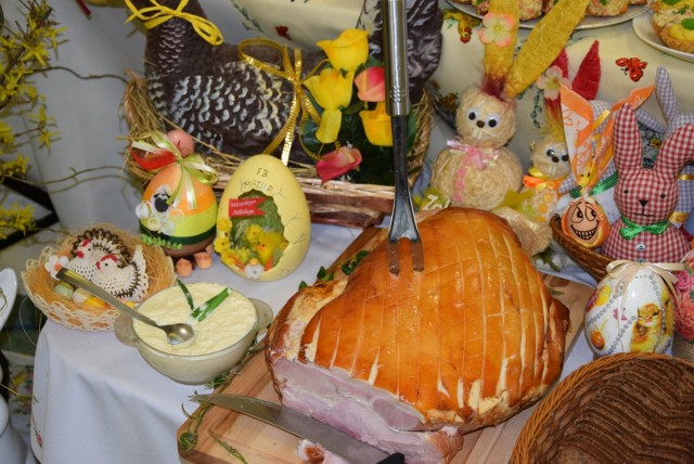 Już jutro święta wielkanocne. Podpowiadamy więc, co powinno zagościć na świątecznym stole i podajemy sprawdzone przepisy, przygotowane przez kucharki z kół gospodyń wiejskich na Podkarpaciu.