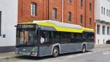 Autobusy elektryczne zaprezentują w Ostrowcu. Jeden już jeździ na trasach (ZDJĘCIA)