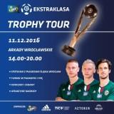 Trophy Tour. Sportowe atrakcje w Arkadach Wrocławskich