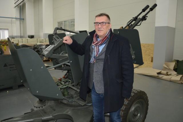 Henryk Łabędź, prezes Mechanicznych