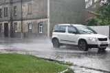 IMGW wydał ostrzeżenie dla powiatu wągrowieckiego. Będzie mocno padać!