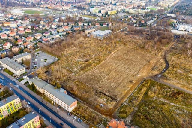Ostrów Wielkopolski powiększa swoje tereny inwestycyjne