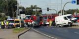 Konin. Uwaga kierowcy! Trasa Bursztynowa w kierunku Starego Miasta zablokowana!
