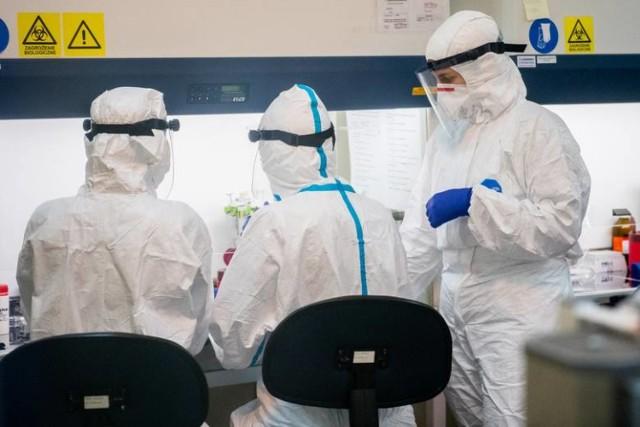 Mamy nowe przypadki koronawirusa w Kujawsko-Pomorskiem.