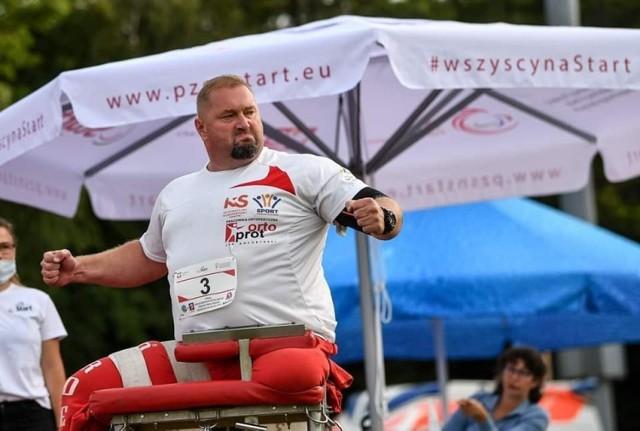 Janusz Rokicki po raz piąty wystąpi na paraolimpiadzie.