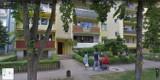 Mieszkańcy osiedla Bratkowice w Łowiczu w obiektywie Google Street View