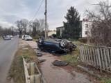 Chciał rozjechać policjanta w Sosnowcu, trwa pościg za mężczyzną AKTUALIZACJA